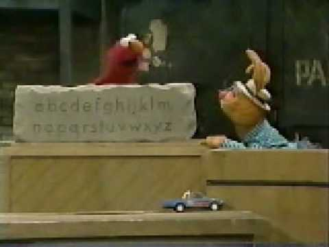 Sesame Street - Elmo sings ABC-DEF-GHI, Elmo takes Big Bird's old role in mistaking the alphabet for a word and sings the classic tune that accompanies it. And this is the old good elmo when he had...