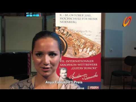 Gustav Bumcke Wettbewerb 2010 für Saxophon – Dokumentation von Henri SELMER Paris