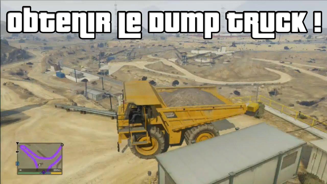 Gta 5 Dump Truck Location Dump Truck Location Gta 5