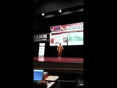 Campeonato gallego y norte de España IFBB 2012.Luis Pardo Viqueira(TULUS)