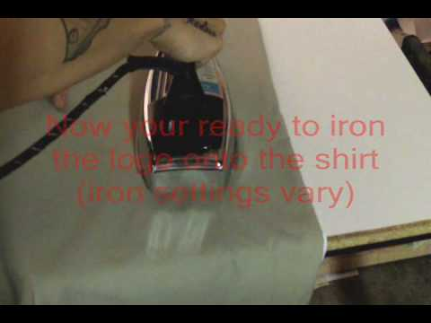 How to make your own custom t shirt at home youtube for How to customize your own t shirts at home
