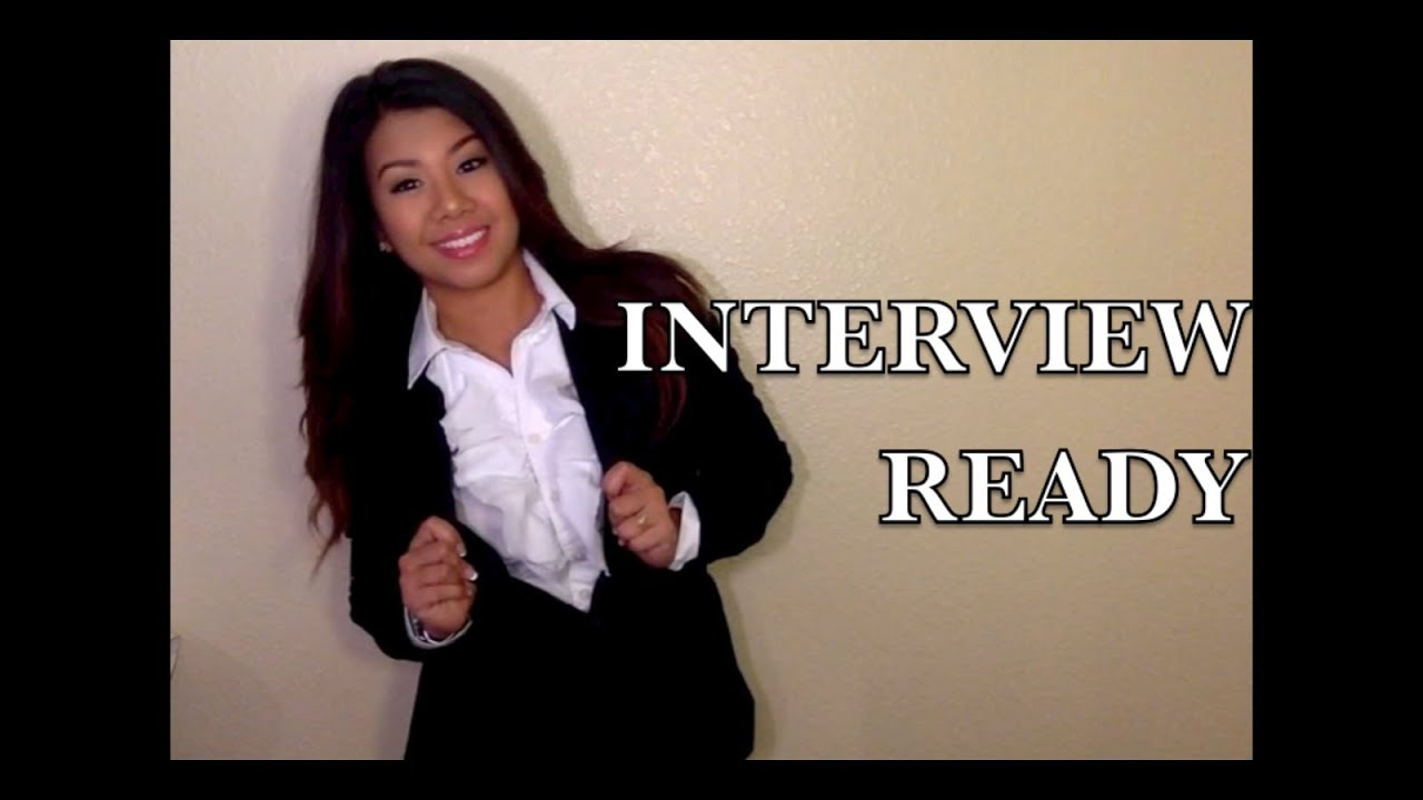 Hairstyles For Long Hair Job Interview : Interview Ready Hairstyles & more!!! - YouTube
