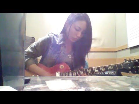 Bon Jovi Bed Of Roses solo cover by Saaya