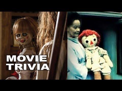 Lorraine Warren Annabelle Doll
