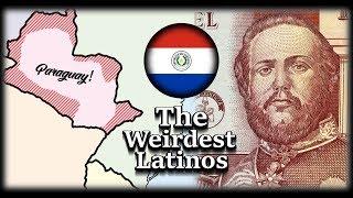 Paraguayans: The World's Weirdest Latinos