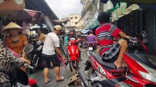 Saigon, Hậu Giang, Quận 6,Mùng 5, Tết Đinh Dậu