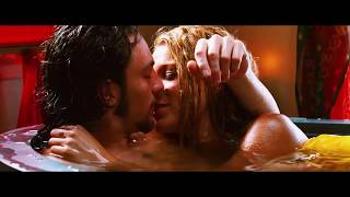 Hot Aaron Taylor-Johnson, Blake Lively and Taylor Kitsch (Savages) [Animals - Maroon 5]