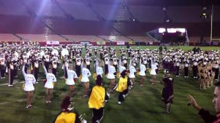 USC Band Conquest!
