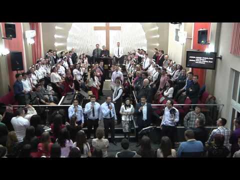 Grupaj cintari de lauda-Fratii de la Toflea,George de la Bistrita si Marian Mocanu
