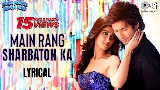 Main Rang Sharbaton- Bollywood Sing Along Phata Poster