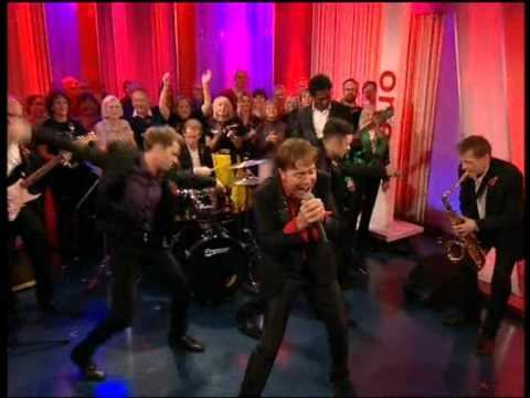 CLIFF RICHARD BRAND NEW SINGLE LIVE | RIP IT UP | STUDIO VERSION NOV 2013