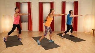 Calorie Burning Cardio Workout
