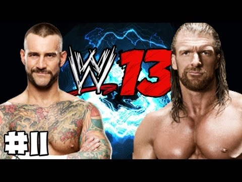 WWE 13 - Universe Mode - Episode 11 (Raw & Smackdown) (HD) (Gameplay)