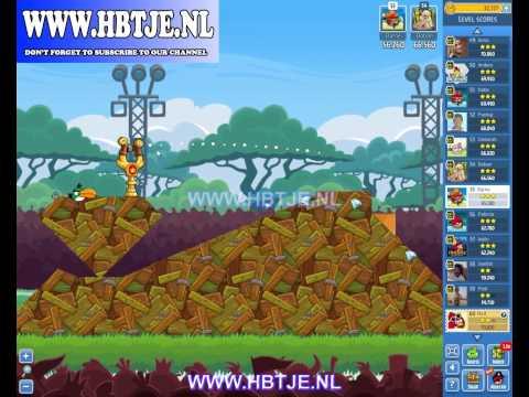 Angry Birds Friends Tournament Week 89 Level 4 high score 86k (tournament 4)