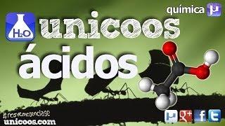 Química orgánica 1ª Bachillerato. Acidos Carboxilicos