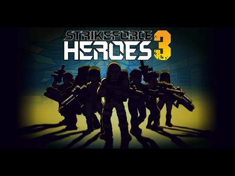 Strike Force Heroes 3 Walkthrough