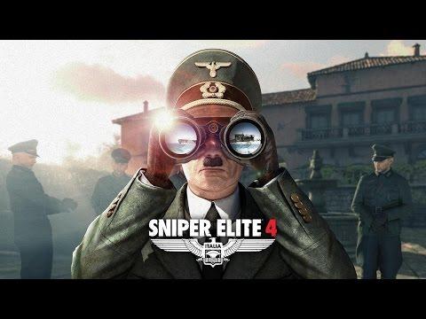 Sniper Elite 4 First Gameplay Trailer
