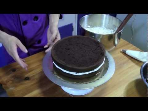 Episode 107 - Black Forest Cake - 6-17-12 - The Aubergine Chef HD