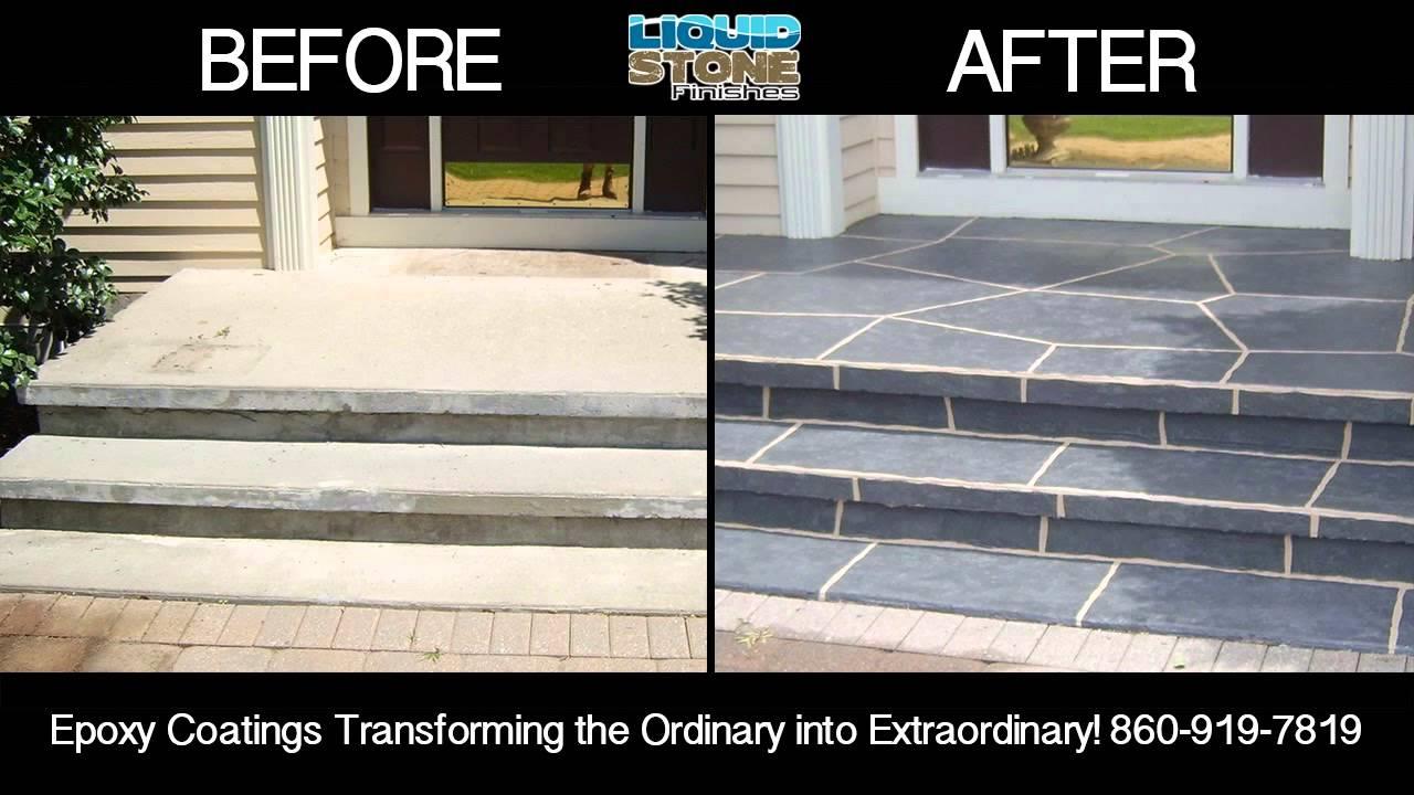 Epoxy Concrete Resurfacing Greenwich Coatings