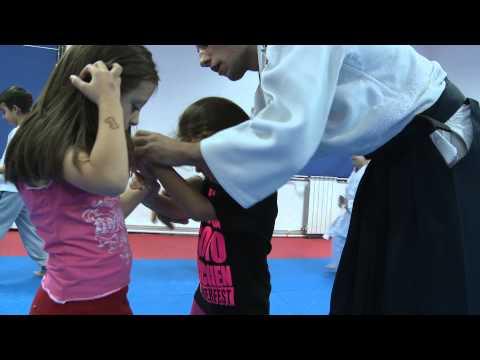 Aikido za decu - predškolski uzrast