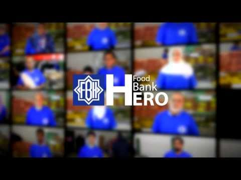 ISNA Food Bank - Heroes