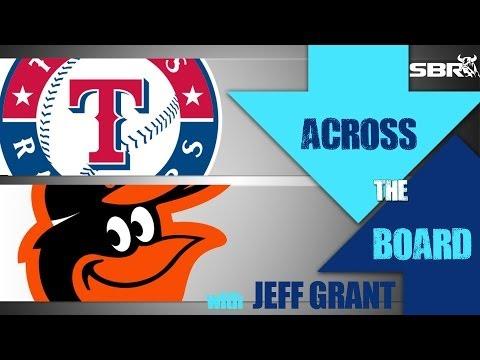 MLB Picks: Texas Rangers vs. Baltimore Orioles 7/3