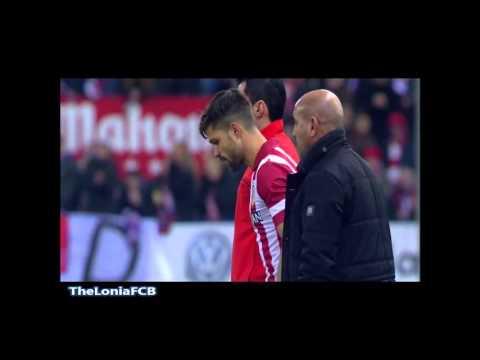 Diego Ribas vs Real Sociedad- La Liga 13-14 (H) 2/2/2014
