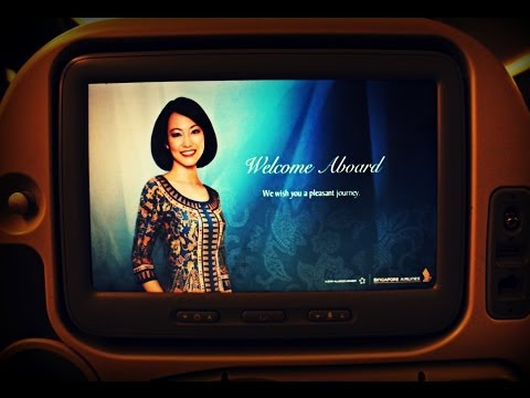 Singapore Airlines Flight Review: SQ15 Seoul to Singapore
