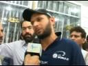 shahid afridi @ arms shop(moonstar arms karachi sadar)