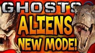"Call Of Duty: Ghosts EXTINCTION MODE! ""ALIENS"