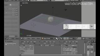 Tutorial nº 00: Introducción a Blender 2.56 /Nivel principante