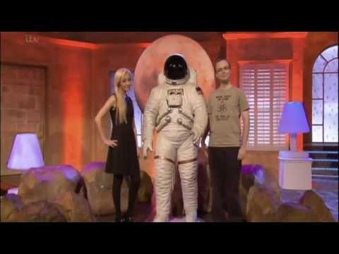 Mars One on ITV Alan Titchmarsh Show - 03/02/2014
