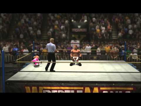 WWE 2K14 Shawn Michaels Title Celebration