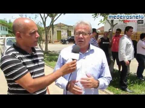 Entrevista com o Prefeito João Bosco
