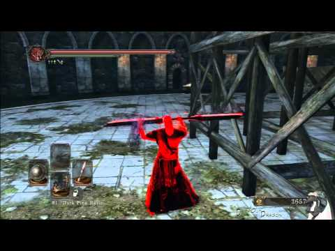 Dark Souls 2 PvP Part 19 - Red Iron Win Blade