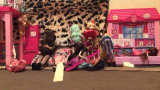 "️""Hangover"" A Ever After High Stop Motion *For Mature"