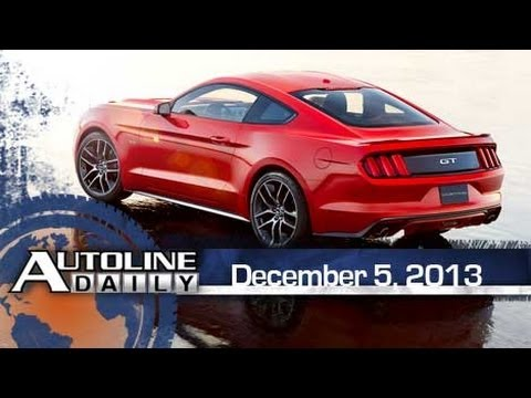 All New Mustang Revealed - Autoline Daily 1271