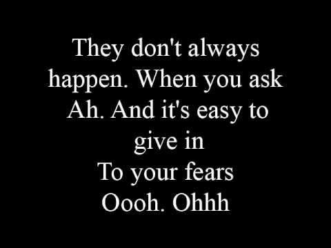 When you believe (Mariah Carey & Whitney Houston) - lyrics