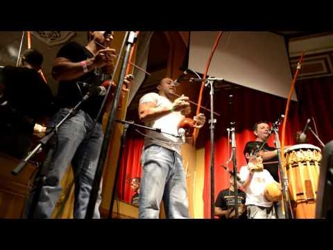Carolina Soares - Você Não Sabe O Valor Que a Capoeira Tem (Lançamento do CD)