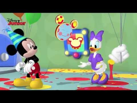 Mickey Mouse Clubhouse   Mickey's Happy Mousekeday   Disney Junior UK