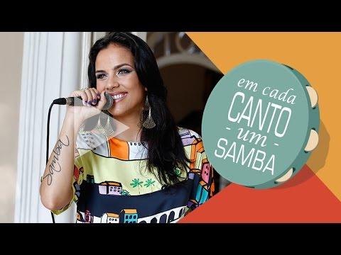 Em Cada Canto Um Samba   Ju Moraes   DVD Em Cada Canto Um Samba