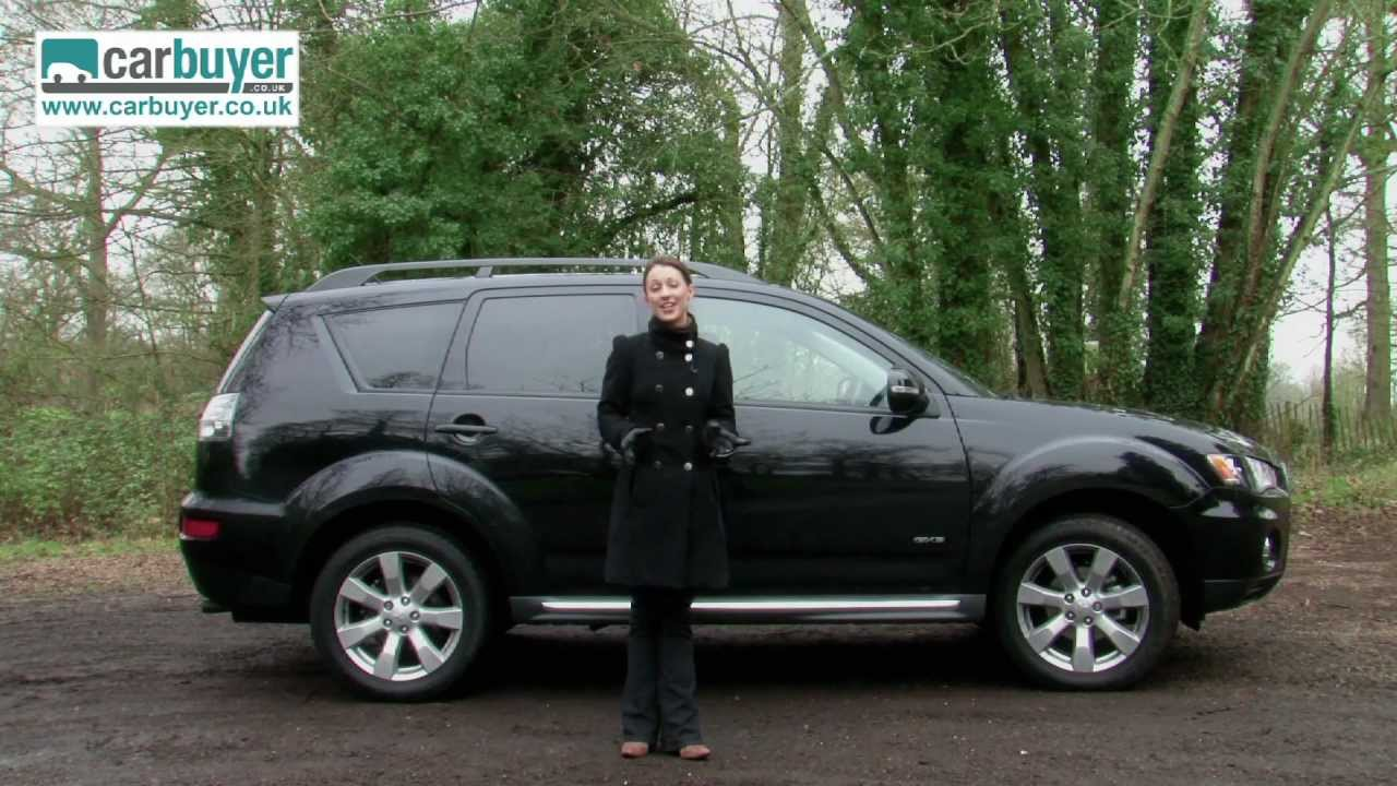 Related to Mitsubishi Outlander SUV 2013 review - CarBuyer - YouTube