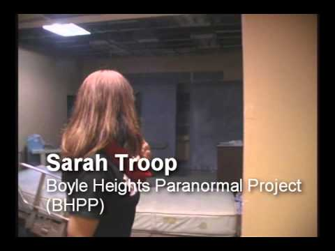 boyle heights paranormal project