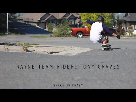 Rayne Team Rider: Tony Graves