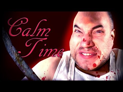 CALM TIME! (Free Indie Horror), Felix plays another pixelated, indie horror game. (:  Very funny, as always!