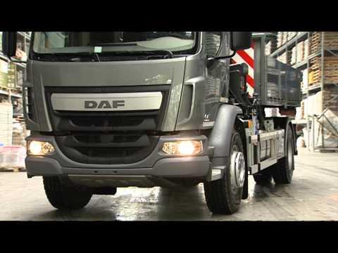 BOUW.TV 09: de nieuwe DAF LF Construction