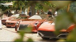 التميز: مسابقة أجمل السيارات لعام 2012 | عالم السرعة