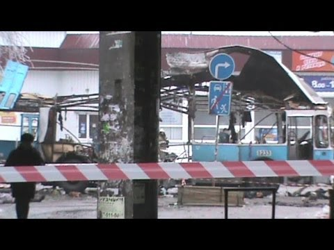 Trolley-bus explosion in Volgograd