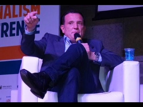 GIJC 2013: entrevista Roberto Cabrini