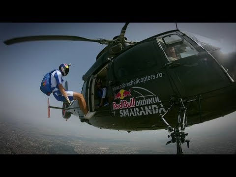Female Skydiving Competition - Red Bull Ordinul Smaranda